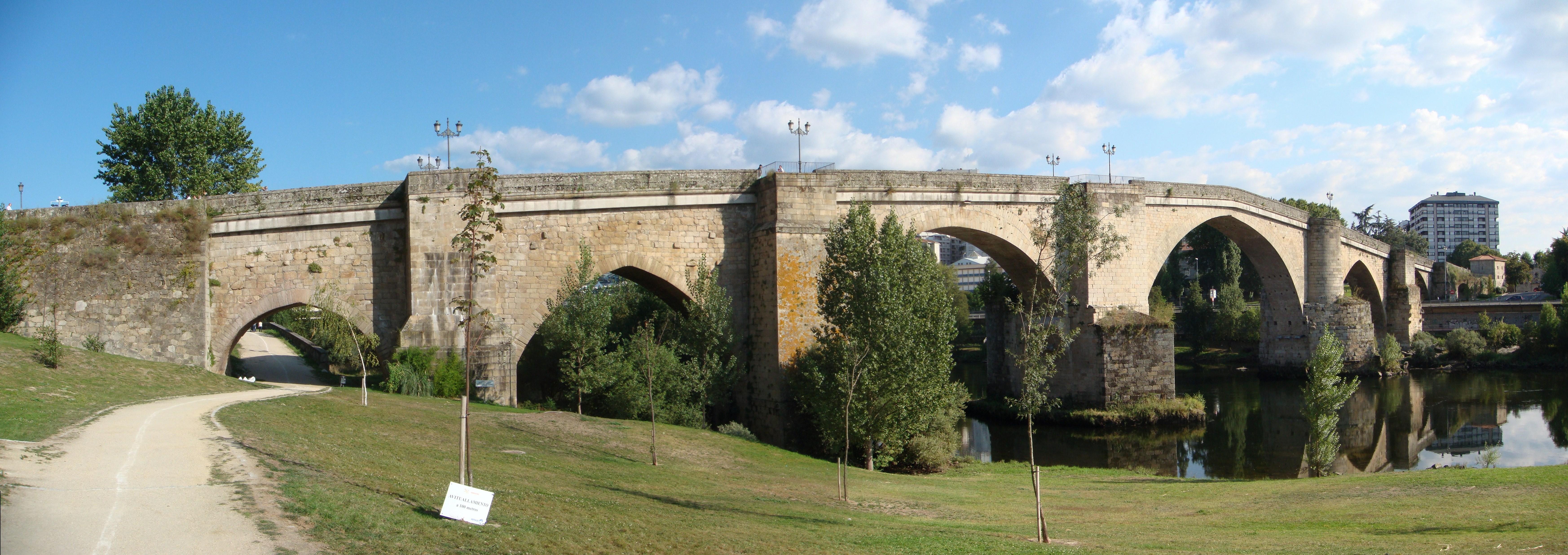 Puente Romano en Ourense