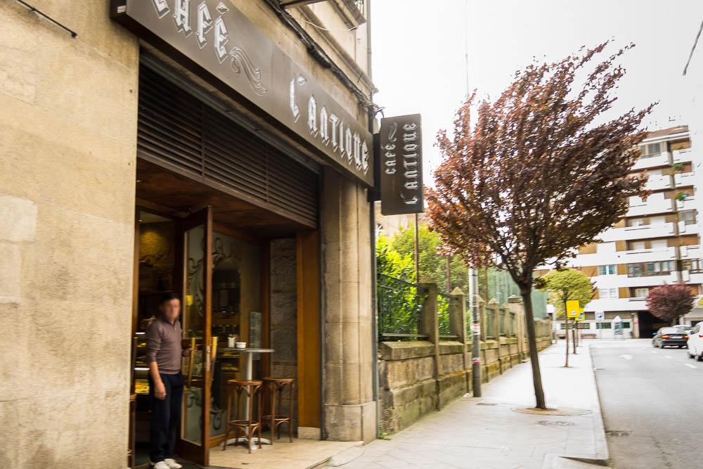 Cafeteria L´Antique ourense