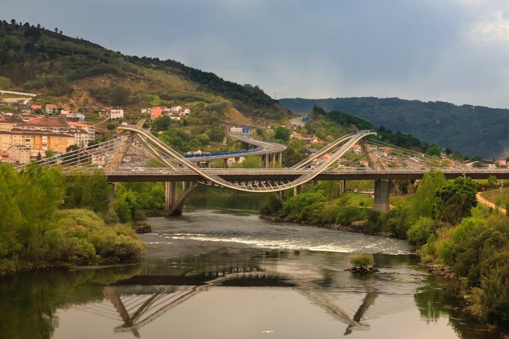 Puente del mileno orense