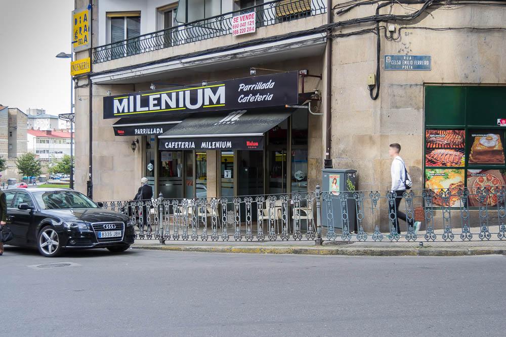 Parrillada milenium ourense