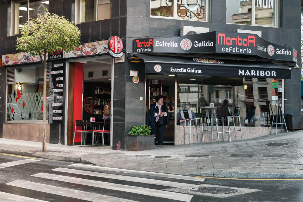 Cafeteria Maribor orense