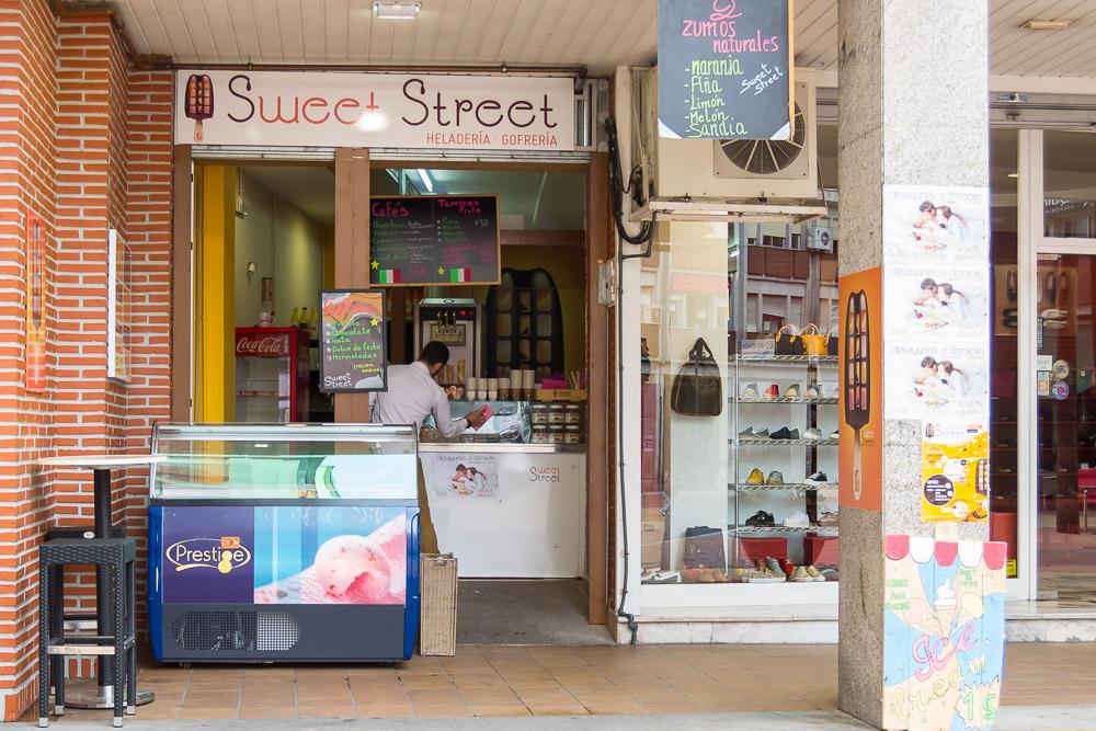 Sweet street ourense