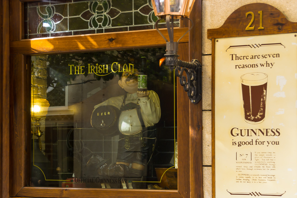 The irish clan ourense