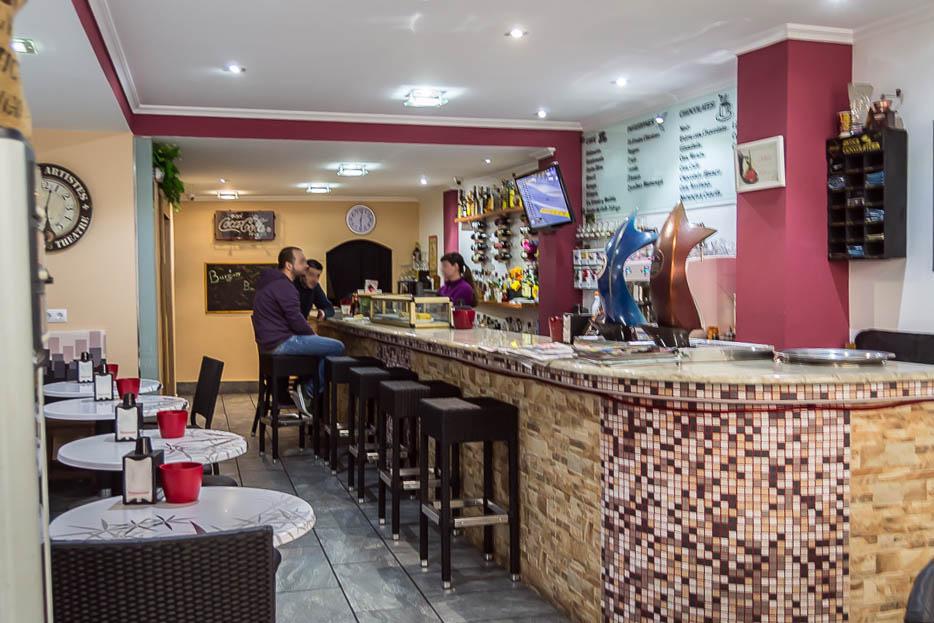 cafe bar merys ourense
