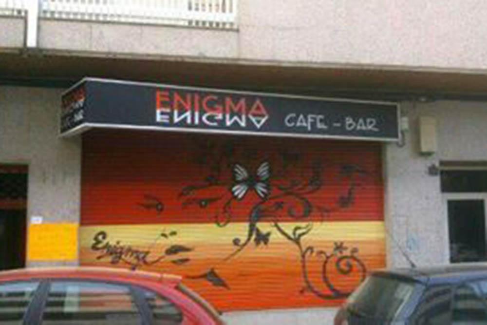 cafeteria enigma ourense ourenseando