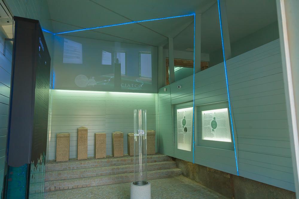centro de interpretacion de las burgas ourense