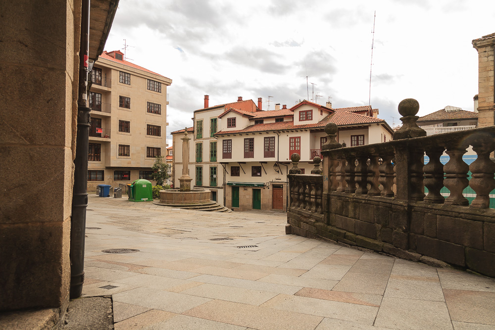 plaza del trigo ourense ourenseando