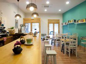 la habitacion de niña caracol cafeteria ourense ourenseando