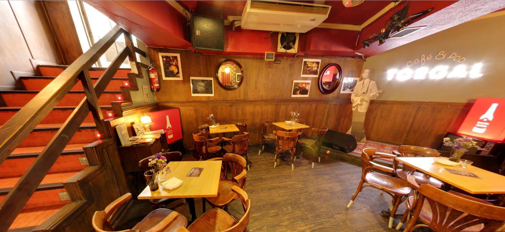 Cafe torgal ourense ourenseando