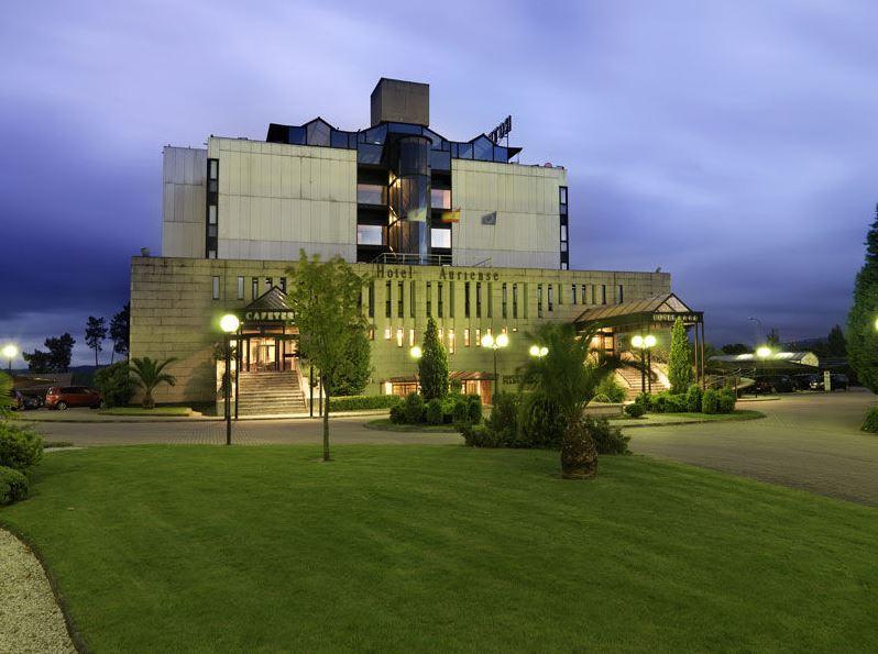 hotel eurostars auriense ourense ourenseando