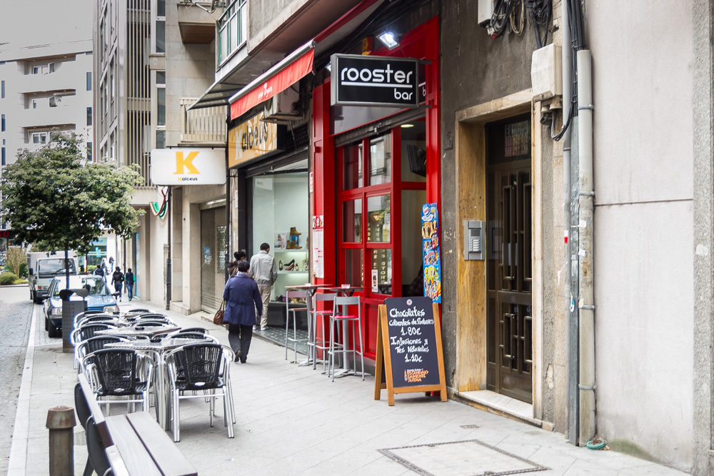 Bar Rooster ourense