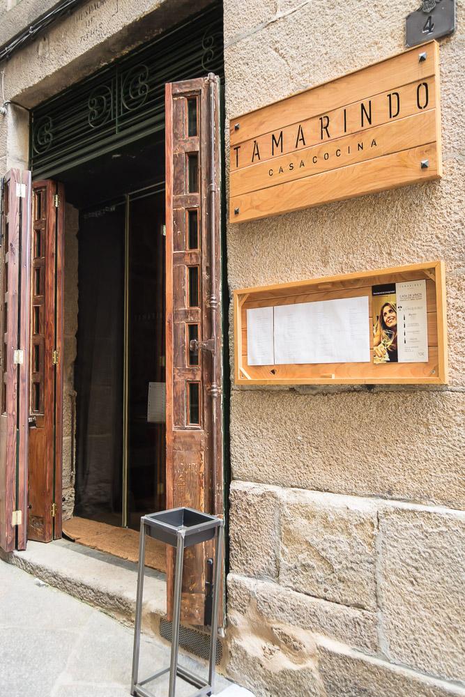 Tamarindo patio bar ourense