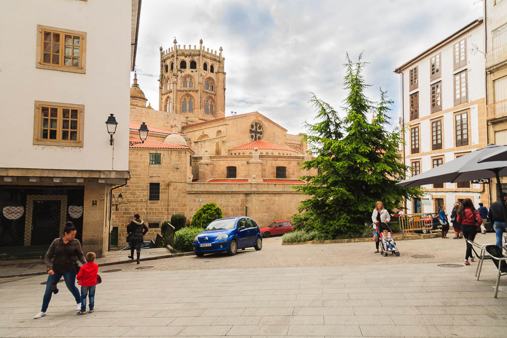 Catedral ourense ourenseando