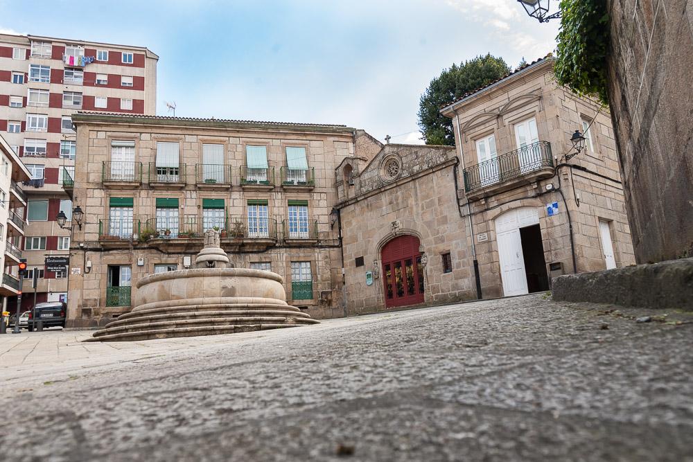 plaza de san cosme praza de san cosmende ourense ourenseando