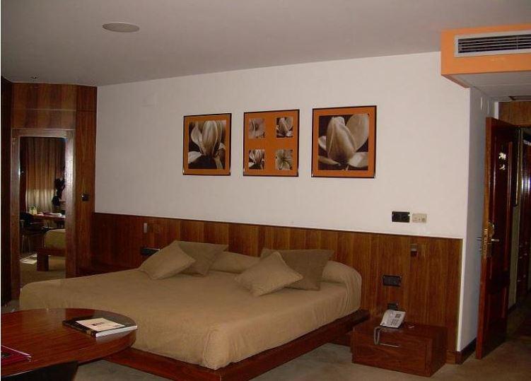 Hotel Francisco II ourense ourenseando
